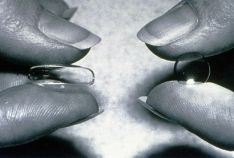 lentilles rigides vs souples
